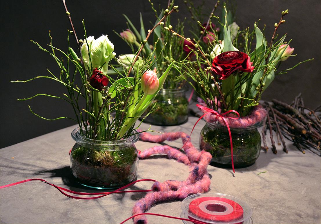 diy tischdekoration fr hling villa rosengarten weblog. Black Bedroom Furniture Sets. Home Design Ideas