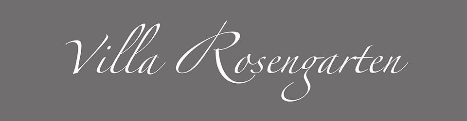 Villa Rosengarten Weblog