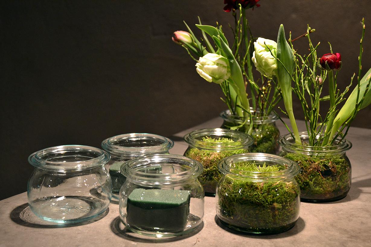 Diy Tischdekoration Fruhling Villa Rosengarten Weblog