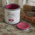 Farbe VintageRed